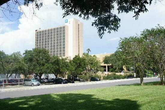 Wyndham Lake Buena Vista, hotel muito bom e seguro que fica dentro da propriedade da Disney, mesmo não sendo operado por ela