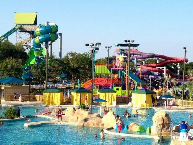 Walkabout Waters, um playground aquático gigante
