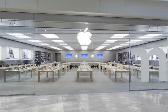 Loja da Apple no Mall at Millenia para comprar o seu iPhone
