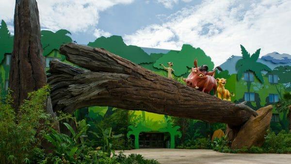 Art of Animation é um dos hotéis mais lindos dentro da propriedade Disney. Insuperável!