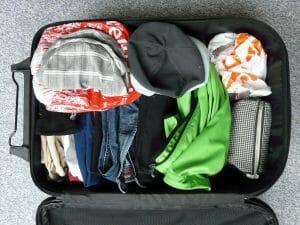 O que colocar na mala? Sempre uma dúvida cruel