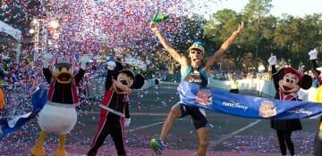 Maratona anual da Disney que acontece todo o mês de Janeiro em Orlando