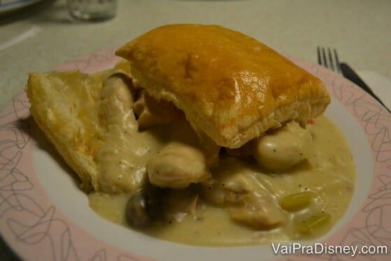 Chicken Pot Pie da Cati.