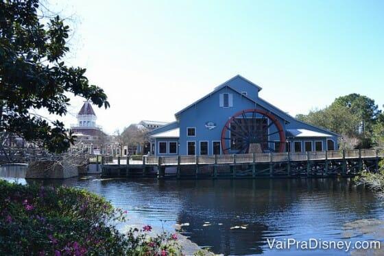 """O Port Orleans Riverside é lindo e completo. Seus atrativos vão muito além do """"quarto das princesas""""."""
