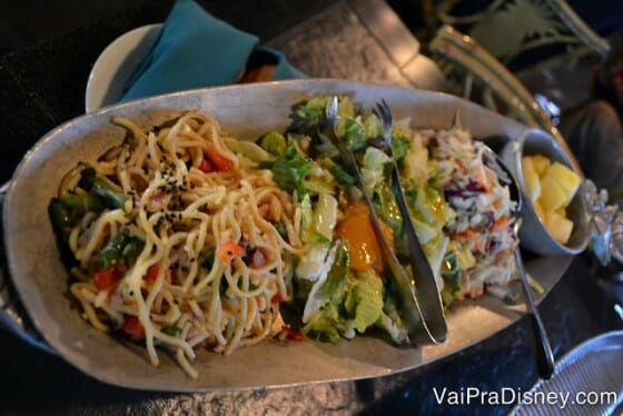 Salada do Spirit of Aloha