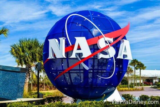 O Kennedy Space Center entra na lista de parques, mas parece mais um museu interativo
