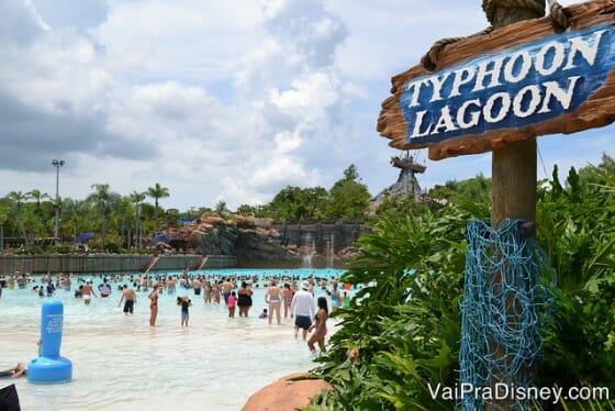 Aproveitar os parques aquáticos no calor é sempre uma delícia!