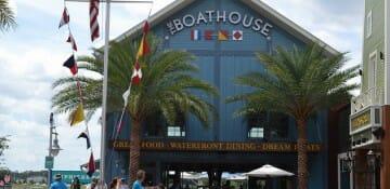 Adoro o Boathouse!