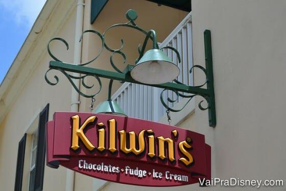 Se não gostar das sobremesas, a dica é ir na Kilwin's para tomar um sorvete ali do lado.