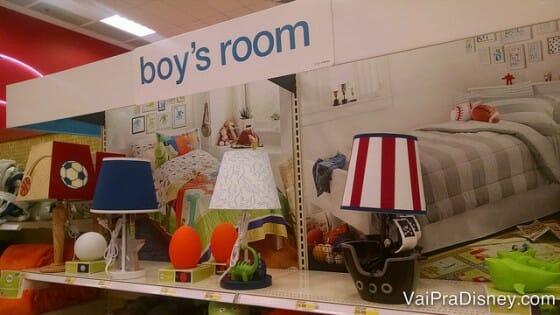 Alguns itens de decoração infantil da Target. Bem bonitinhos.