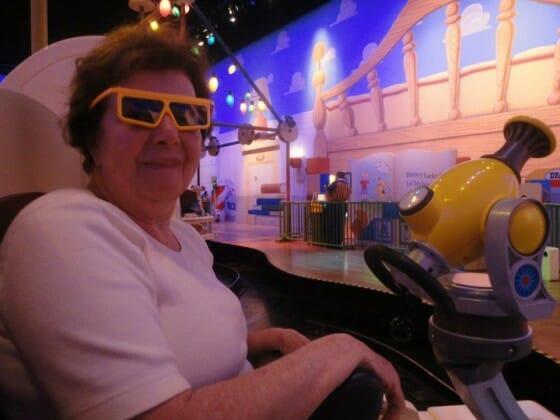 Curtindo o Toy Story em 3D