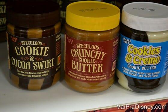 Cookie Butter: o produto que desafia a Nutella.