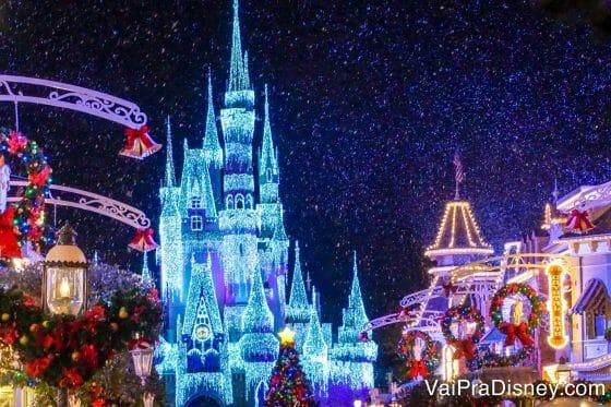 Orlando em dezembro e seu clima de Natal!