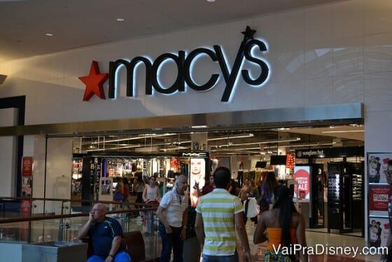 Não se esqueça que a Macy's também vende itens de cozinha.