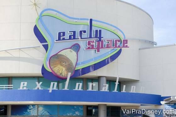 Early Space Center, um museu de ciência espacial