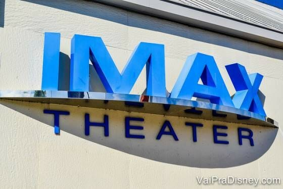 IMAX: cinema gigante no Kennedy Space Center