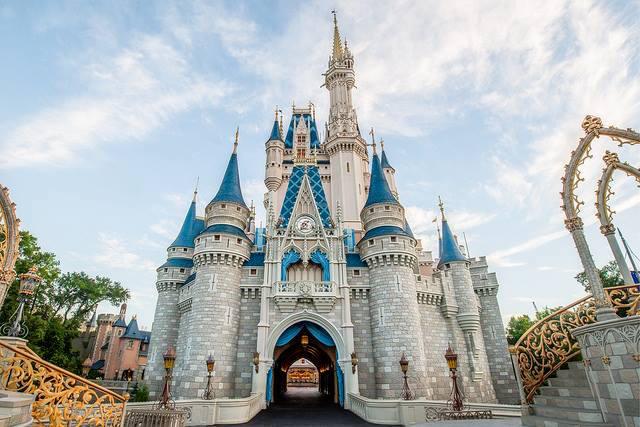 Magic Kingdom é indicado para todas as idades.