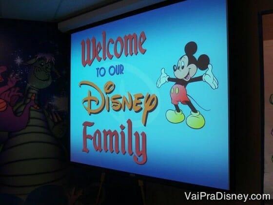 Trabalhar na Disney é uma experiência incrível.