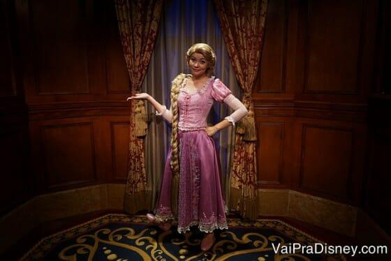 Rapunzel no Princess Fairytale Hall.