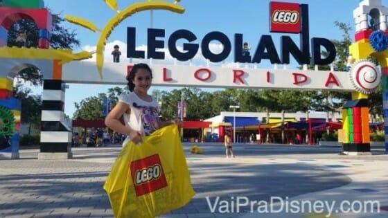 Legoland é realmente um parque mais voltado para as crianças pequenas. Para as mais velhas, serve para umas comprinhas. ;)
