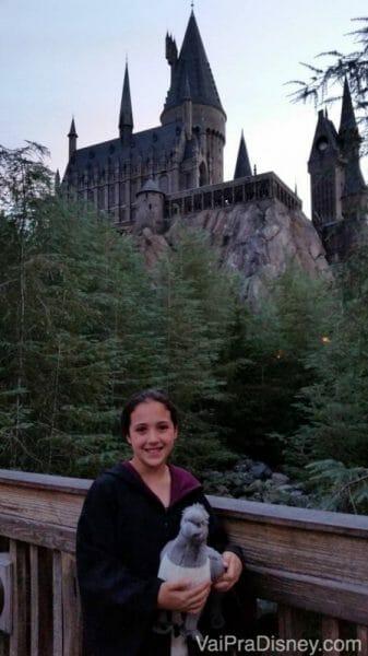 Paradinha em Hogwarts!