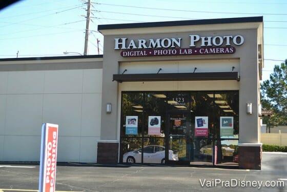 Harmon Photo, uma loja especializada em fotografia, no coração de Orlando