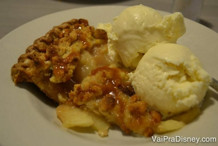 Caramel Apple Pie, a minha preferida!