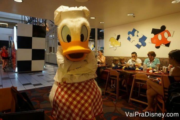 Donald bravinho! :P