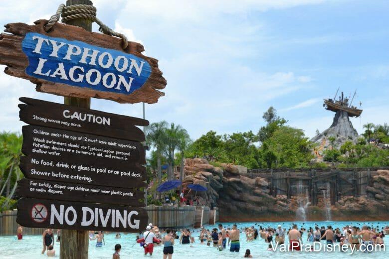 Para os parques aquáticos é necessário o Hopper Plus.