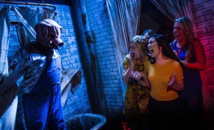 Halloween Horror Nights da Universal, uma das festas mais famosas de Orlando