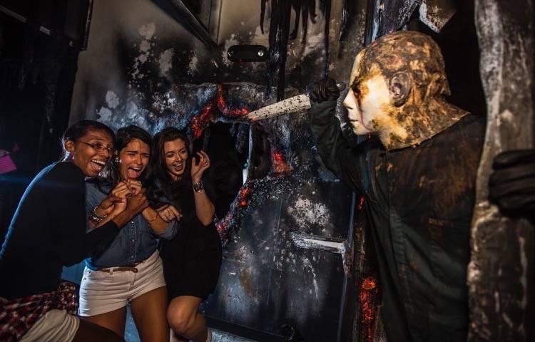 Halloween Horror Nights da Universal