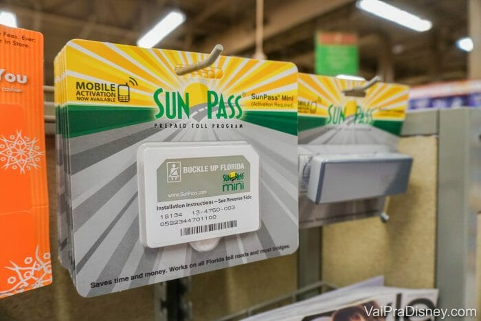 SunPass Mini: vale a pena pra alguns casos específicos