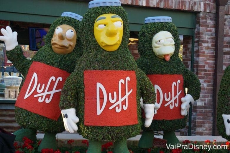 Choperia do Homer Simpson: Duff Brewery
