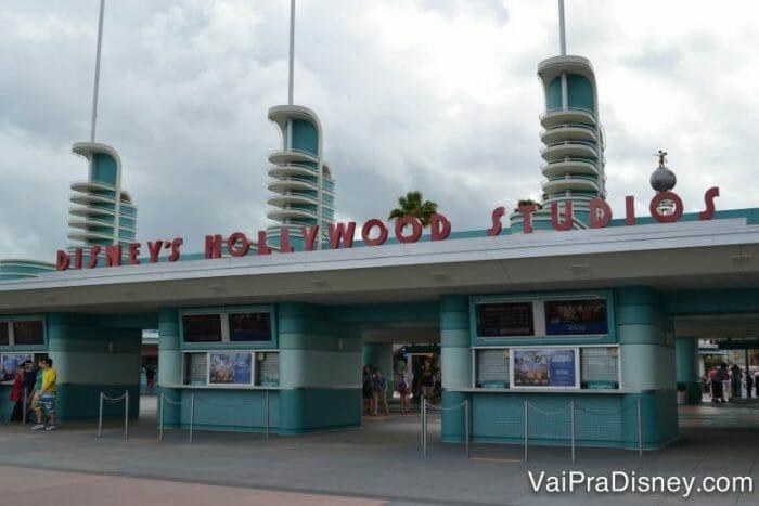 O Hollywood Studios também é bem tranquilo para fazer a troca.