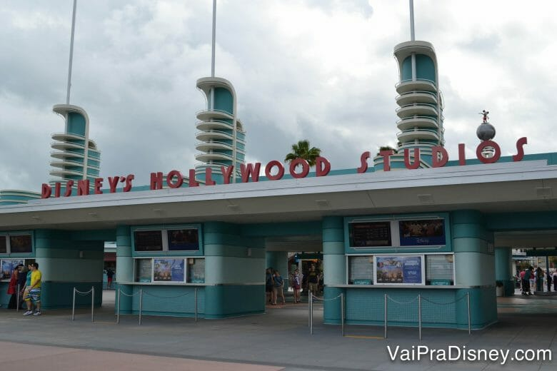 O Hollywood Studios vai ser o palco do caos.