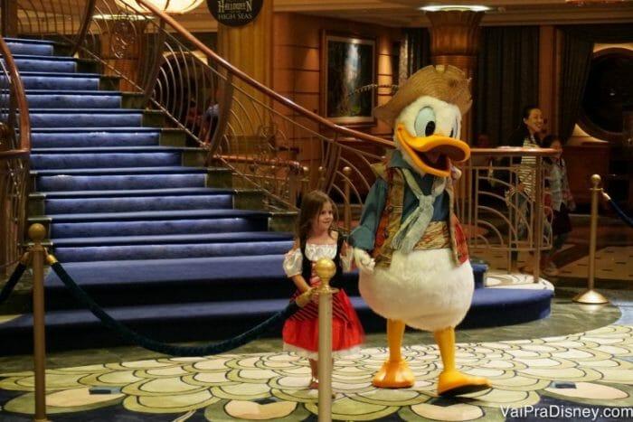 Donald pirata <3
