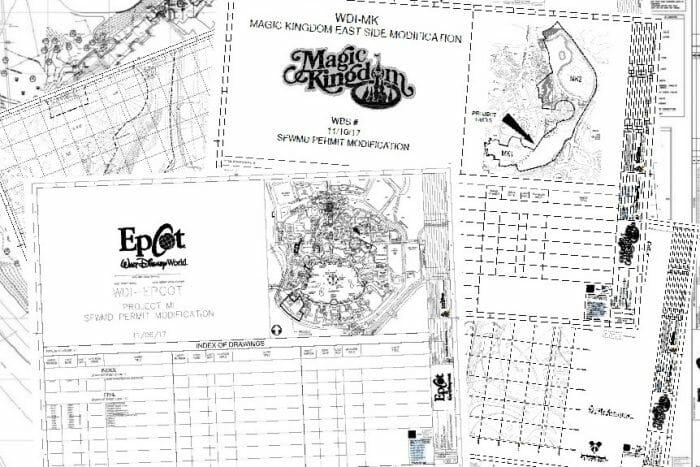 Disney obtém permissões para novas atrações - e através delas a gente consegue bisbilhotar os detalhes do que vem por aí!