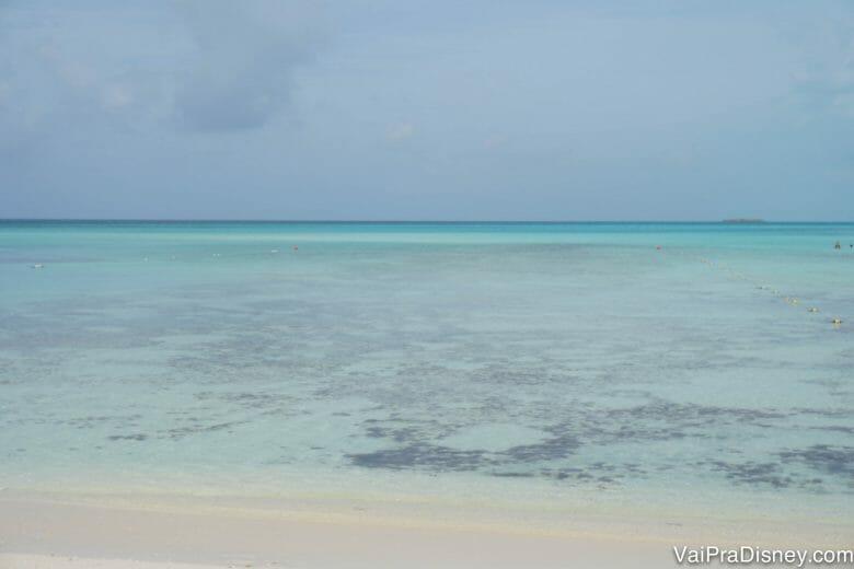 Serenity Bay é a a praia só para adultos na ilha da Disney.