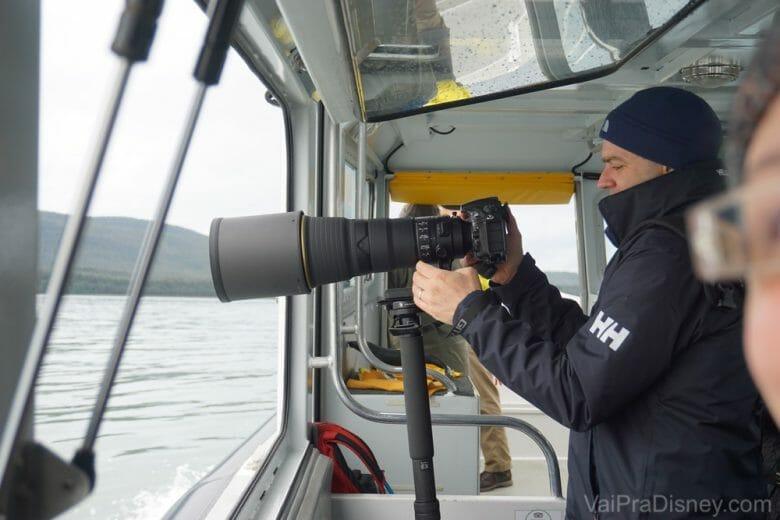 O nível da câmera de alguns dos nossos coleguinhas! hahaha