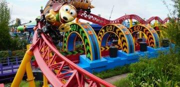 As atrações de Toy Story Land e outras populares também estarão abertas durante as Extra, Extra Magic Hours.