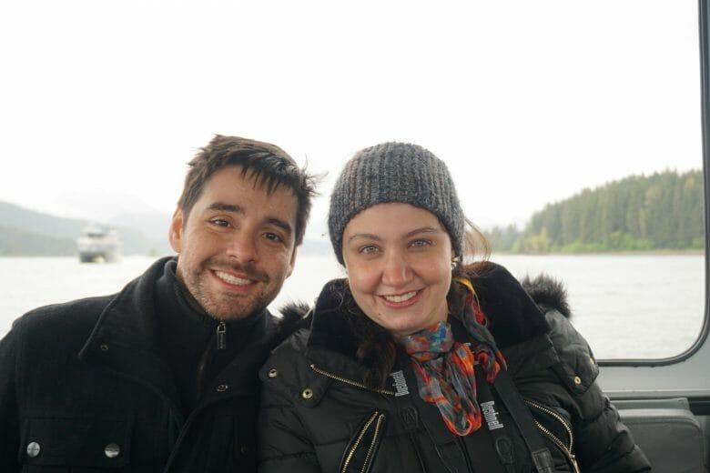 Tão difícil achar uma foto recente só nós dois hoje em dia! Praticamente todas as fotos trazem a Juju também! :)