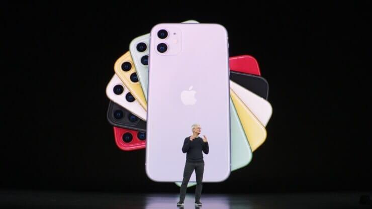 Lançamento dos novos iphones 11, 11 Pro e 11 Pro Max.