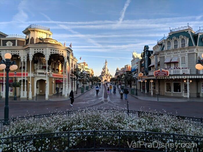 A Disney de Paris é linda e tem um charme muito especial!