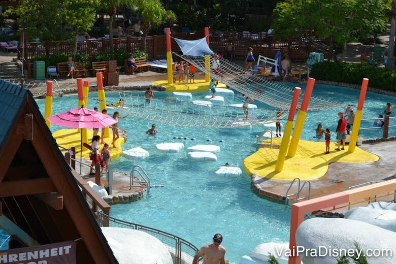 O melhor parque aquático para as crianças, pode não ser o melhor parque para os adultos.