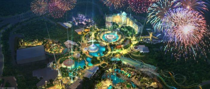 Epic Universe: novo parque da Universal