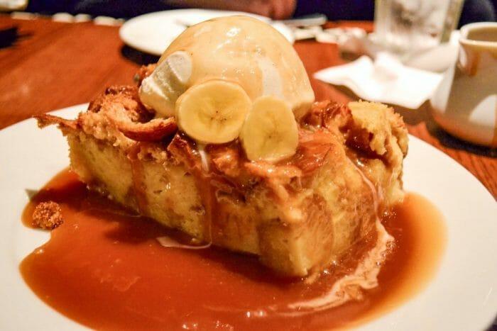 A famosa sobremesa do Ohana!