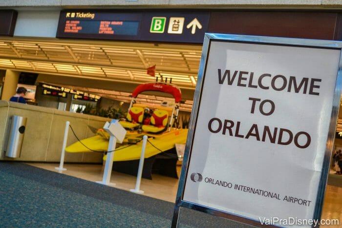 Montar um pacote pra viajar para Orlando não é um bicho de 7 cabeças!